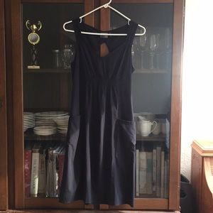 Athleta dress with pockets